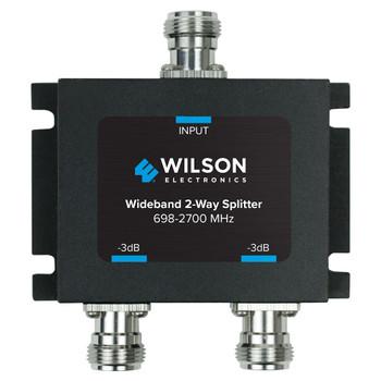Wilson 2-Way Splitter 50 Ohm N-Female 859957 (Front)