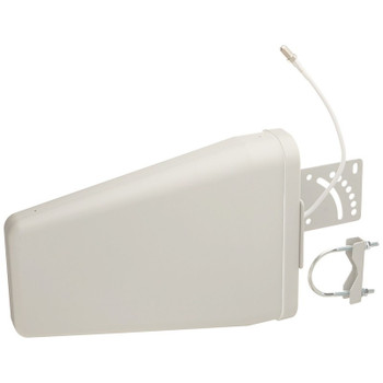 Wilson 314475 4G/3G Outdoor Pole-Mount Directional LPDA Antenna with F-Female Connector (75 Ohm)
