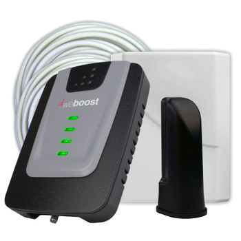weBoost Home 4G Cell Phone Signal Booster for Single Room 470101: Kit