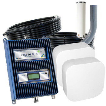 WilsonPro 70 Plus Cell Signal Booster 2 Inside Antennas | 463127