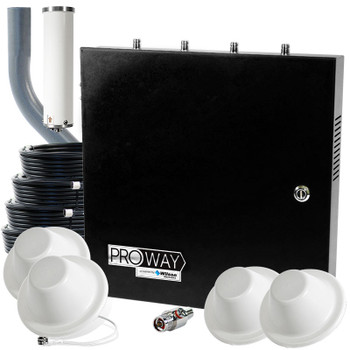 WilsonPro 70 Plus Office PRO MAX System with 4 Antennas (50 Ohm) | 463127