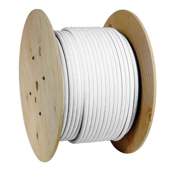 Top Signal ½-Inch Plenum Air Coax 500 ft. Bulk/Unterminated TS350500