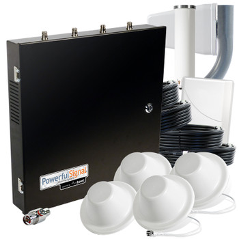 Wilson weBoost Small Office PRO 70 dB 4-Antenna System 471104: Kit