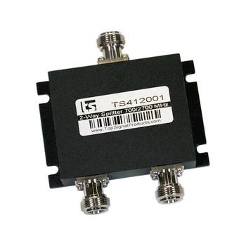 Top Signal 2-Way Splitter 50 Ohm N-Female   TS412001