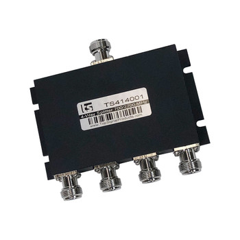 Top Signal 4-Way Splitter 50 Ohm N-Female   TS414001