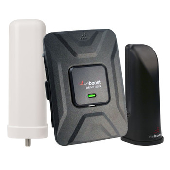 weBoost Drive 4G-X RV Cell Phone Signal Booster 470410: Kit