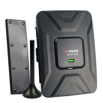 weBoost Drive 4G-X MAX Cell Phone Signal Booster for Vehicles 470510R Refurbished: Kit