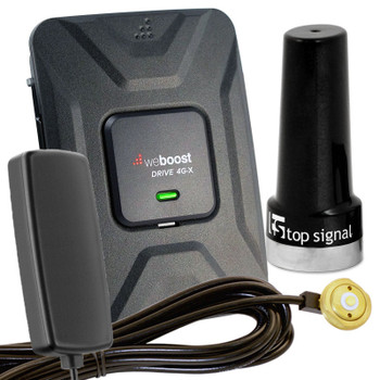 weBoost Drive 4G-X Professional NMO Cell Signal Booster 470510: Kit