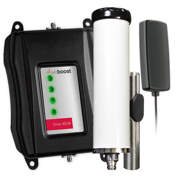 Marine weBoost Drive 4G-M Cell Signal Booster 470121: Kit