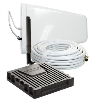 SolidRF SOHO3-AT S2 Tri-Band AT&T/T-Mobile Cell Phone Booster SR13652001: Kit