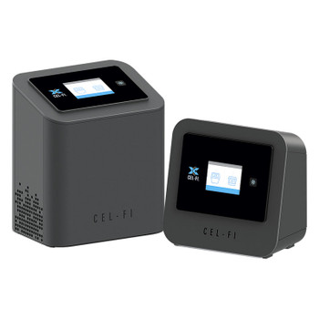 Cel-Fi PRO 100 dB Wireless Smart Signal Booster for AT&T P34-2/4/5/12: Network Unit & Coverage Unit