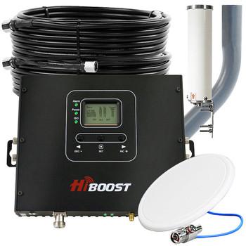 HiBoost SLT Smart Link Commercial Cell Signal Booster | Pro20-5S-BTW