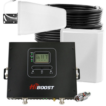 HiBoost SLT Smart Link Cell Signal Booster Pro20-5S-SL: Kit
