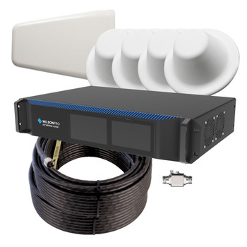 WilsonPro Enterprise 4300R Rack-Mount Commercial Booster with WilsonPro Cloud 460153: Kit