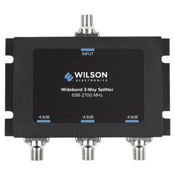 Wilson 3-Way Splitter 75 Ohm F-Female 850035