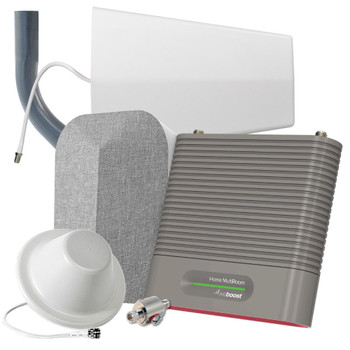 weBoost Home MultiRoom Cell Signal Booster (470144) BONUS Kit