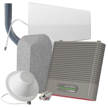 weBoost Home MultiRoom Cell Signal Booster BONUS KIT | 470144-A