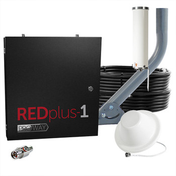 ProWay Cel-Fi REDplus:1 FirstNet 2-Carrier 100 dB Cell Signal Booster (TS559210)