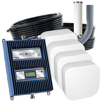 WilsonPro 70 Plus Cell Signal Booster 4 Inside Antennas | 463127