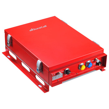 SureCall Guardian4 80 dB Public Safety Band Bi-Directional Amplifer (SC-Responder): Angle