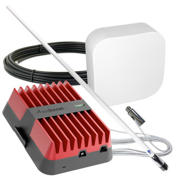 Marine weBoost Drive Reach Cell Signal Booster with 38-Inch High-Gain Antenna   Top Signal Series   470154-M38