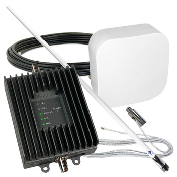 Marine SureCall Fusion2Go3.0 Cell Signal Booster with 38-Inch High-Gain Antenna | Top Signal Series | TS561020 / SC-FUSION2GO3