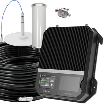 weBoost Office 200 Commercial Cellular Booster 75 Ohm 1 Antenna | 471047 | Powerful Signal