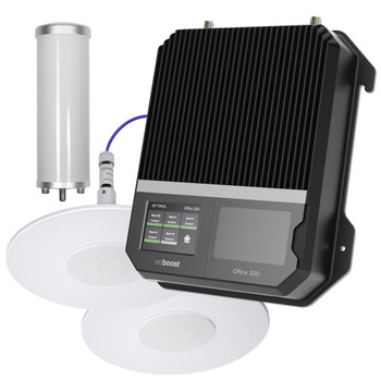 weBoost Installed   Office 200 Commercial Cellular Booster with Professional Installation   473047