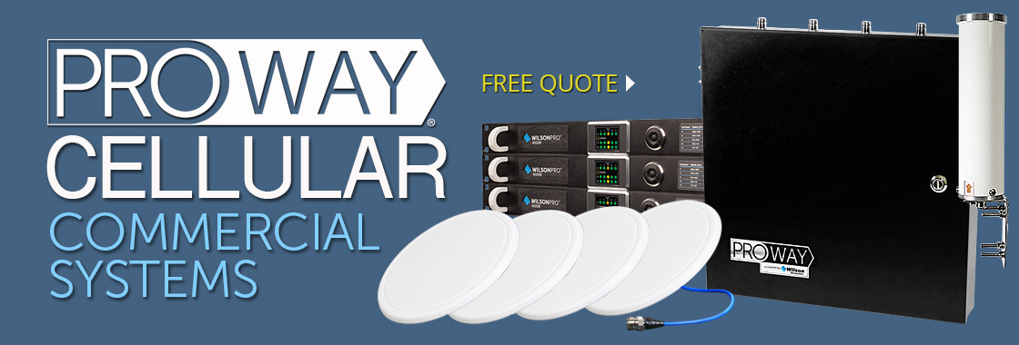 ProWay Cellular DAS Systems