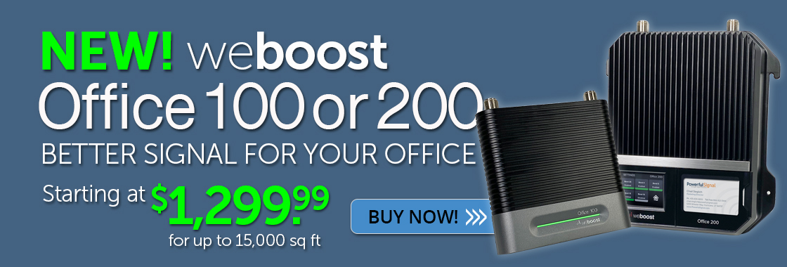 weboost Office 100/200 Signal Boosters