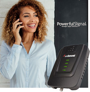Will a cell phone signal booster work for you? Ask Powerful Signal.