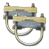 U-bolt bracket icon