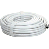 SolidRF white RG6 coax cable 45 feet icon