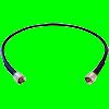 Wilson Electronics 400 coax cable 2 feet 952302 icon