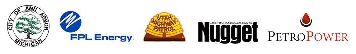 Powerful Signal's satisfied customers include City of Ann Arbor Michigan, FPL Energy, Utah Highway Patrol, John Ascuaga's Nugget, Petro Power