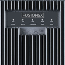 SureCall Fusion5X 2.0 front panel