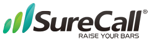 SureCall brand logo