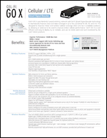 Download the Cel-Fi GO X G32-2/4/5/12/13X data sheet (PDF)