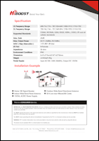 Download the HiBoost Home 10K Smart Link spec sheet (PDF)
