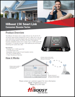 Download the HiBoost Home 15K Smart Link spec sheet (PDF)