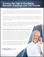 Powerful Signal New York City High-Rise Office Building Case Study PDF