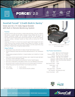 Download the SureCall Force5 2.0 spec sheet (PDF)