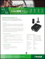 Download the SureCall Fusion2Go 3.0 data sheet (PDF)