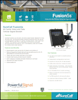 Download the SureCall Fusion5s spec sheet (PDF)