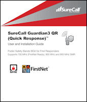 Download the SureCall Guardian3 QR user manual (PDF)