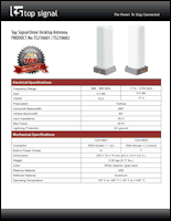 Download the Top Signal TS250374 spec sheet (PDF)