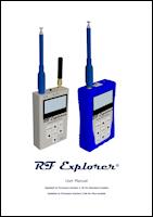 Download the RF Explorer user manual (PDF)