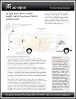 Download the Top Signal HiBoost 4K Smart Link 60 Small RV Park kit installation guide (PDF)