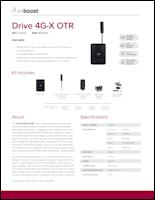 Download the weBoost Drive 4G-X OTR 470210 spec sheet (PDF)