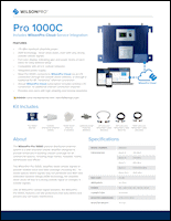 Download the WilsonPro 1000C spec sheet (PDF)